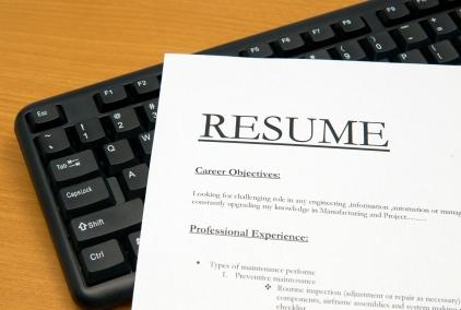 Getting a resume written