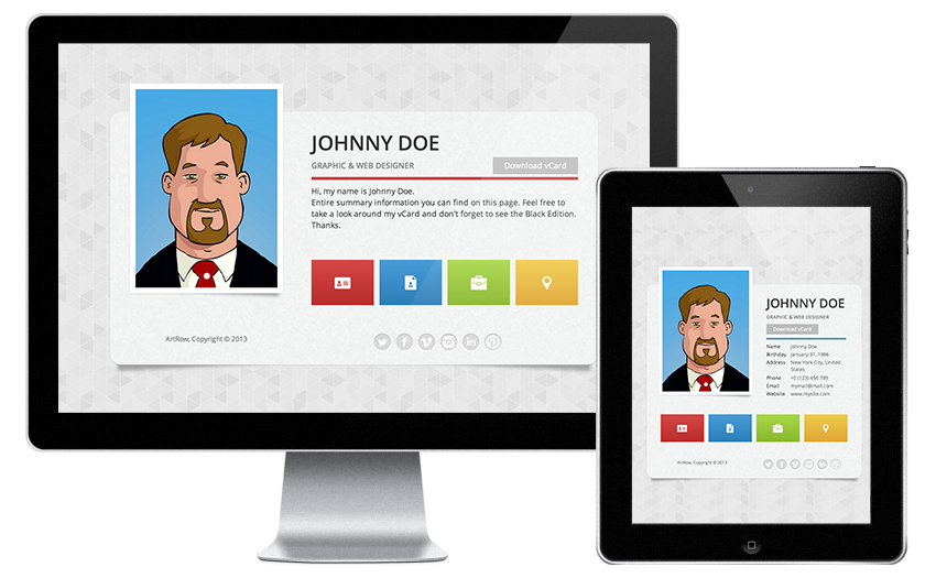 Digital Resume digital resume Latel Tpl